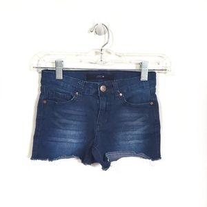Girls Joe's Raw Cutoff Shorts